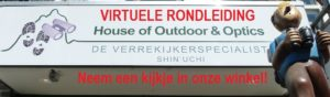 Virtuele rondleiding House of Outdoor & Optics